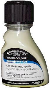 Winsor and Newton Masking Fluid