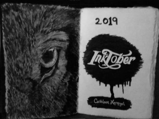 Sketchbook Inside Front Cover2019