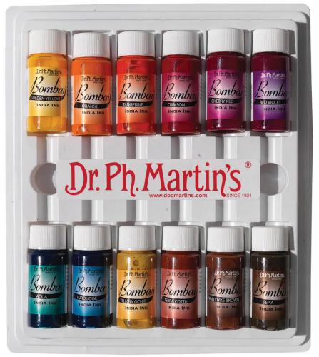 Dr Ph Martins Bombay Inks