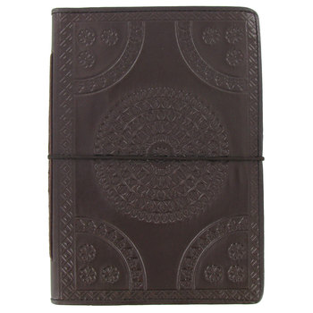 Embossed Leather Journal – 6 1/2″ x 9 1/2″